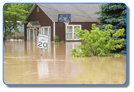 Image - Flood Damage - Flooding - Water Restoration - Serving:  Corte Madera, Fairfax, Kentfield, Larkspur, Lagunitas, Mill Valley, Novato, Petaluma, Ross, San Anselmo, San Francisco Bay Area, Sausalito, and Tiburon, California.